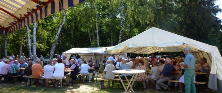 70jähriges Jubiläum und musikalischer Frühschoppen